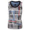 BOLLE Women`s Seraphina Graphic Tennis Tank Print