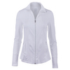 ELEVEN Women`s Love Tennis Jacket White
