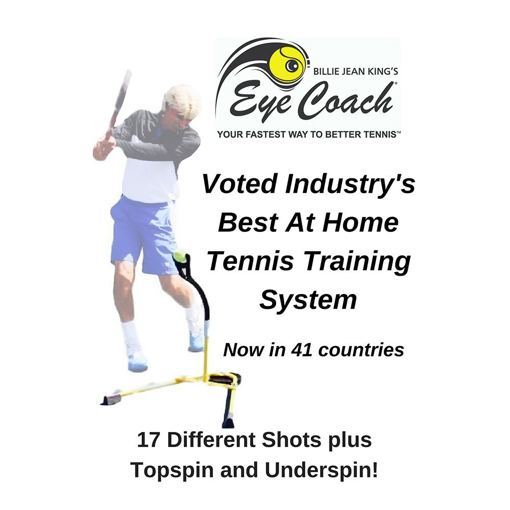 Junior Model Tennis Trainer