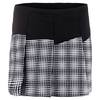 BOLLE Women`s Raquel 13.5 Inch Tennis Skort Black and White
