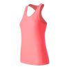 Women`s M4M Seamless Tennis Tank GUH_GUAVA_HEATHER