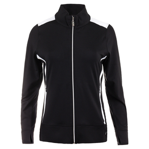 Women`s Raquel Tennis Jacket Black