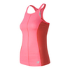 NEW BALANCE Women`s Centre Court Tennis Tank Guava Heather