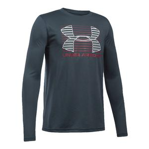Boys` Breakthrough Logo Long Sleeve Tee