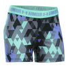UNDER ARMOUR Girls` Heatgear Printed Shorty