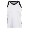 BOLLE Women`s Raquel Tennis Tank White and Black