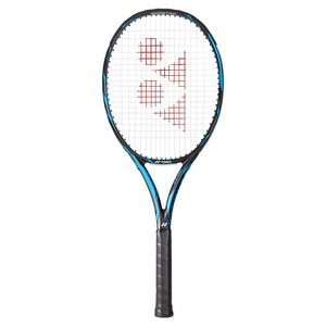 EZONE DR 100 Tennis Racquet Black and Blue