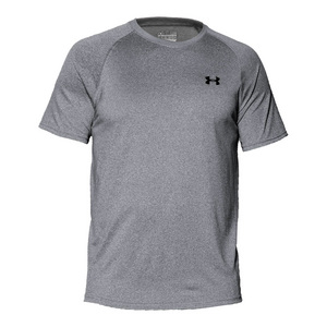 Men`s Tech Short Sleeve Tee True Gray Heather