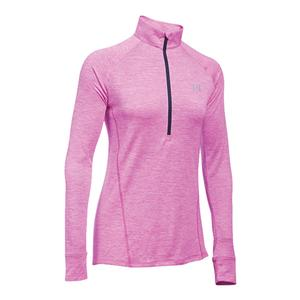 Women`s Tech 1/2 Zip Twist Top