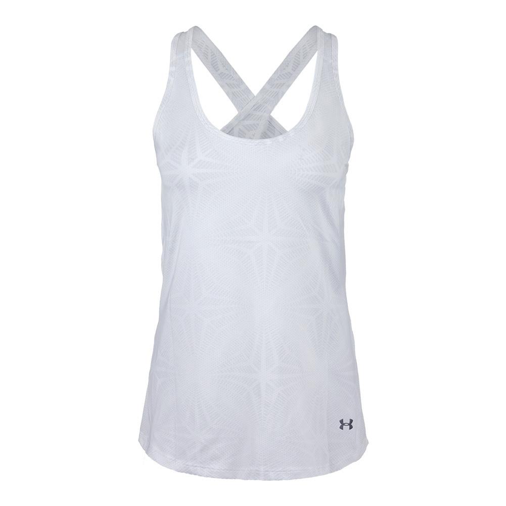 Women's Heatgear Coolswitch Tank White