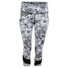 ELEVEN Women`s Voltage Tennis Capri Casablanca Print