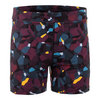 LIJA Women`s Climate Tennis Short Blackberry Print