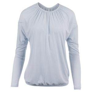 Women`s Fearless Tennis Top Thistle