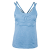 Women`s Surge Tennis Tank ELDERBERRY