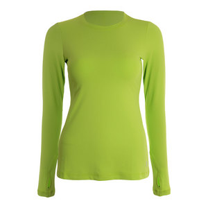 Women`s Long Sleeve Tennis Top Kiwi