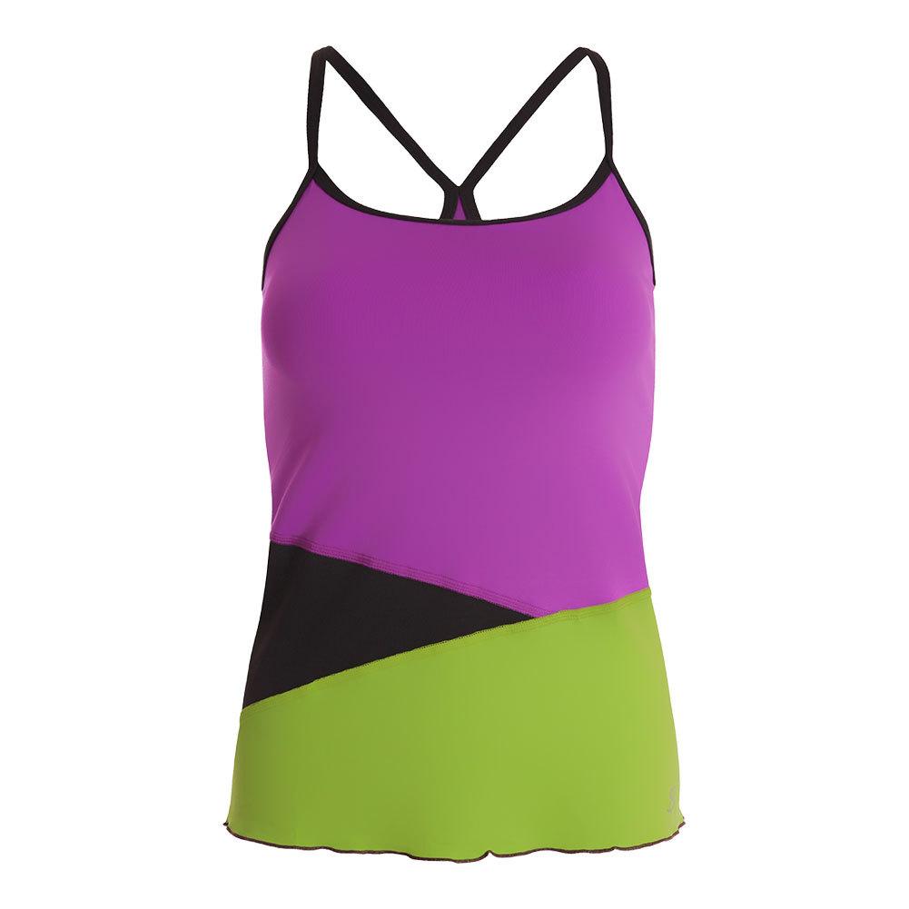 Women's Tennis Cami Amethyst