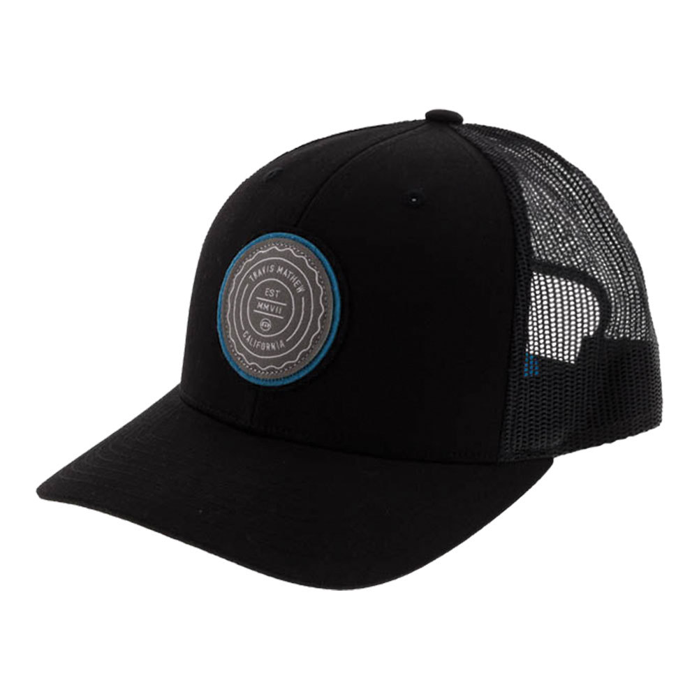 Men's Trip L Tennis Cap Black