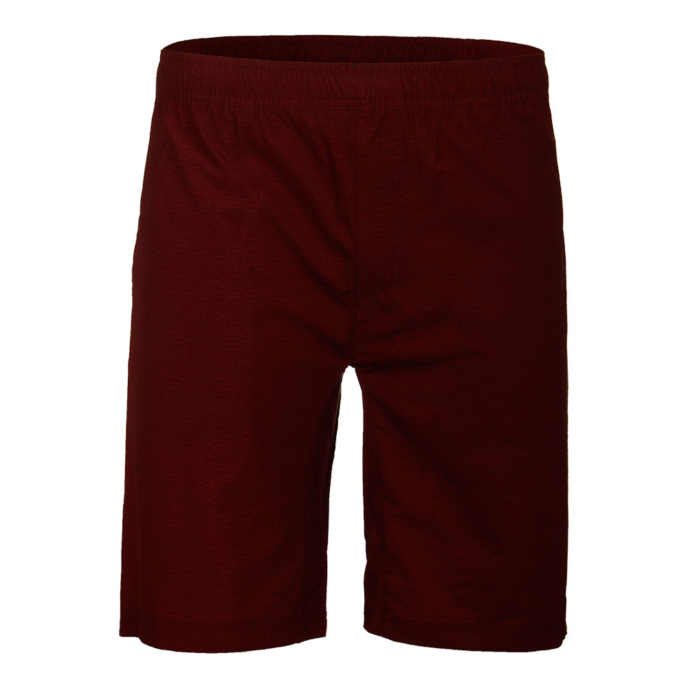 Men's Norfolk Tennis Short Oxblood