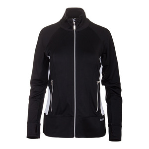 Women`s Isabella Tennis Jacket Black