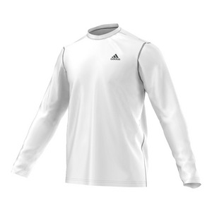 Men`s Ultimate Long Sleeve Tee White