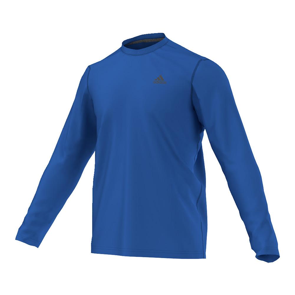 Men's Ultimate Long Sleeve Tee Blue