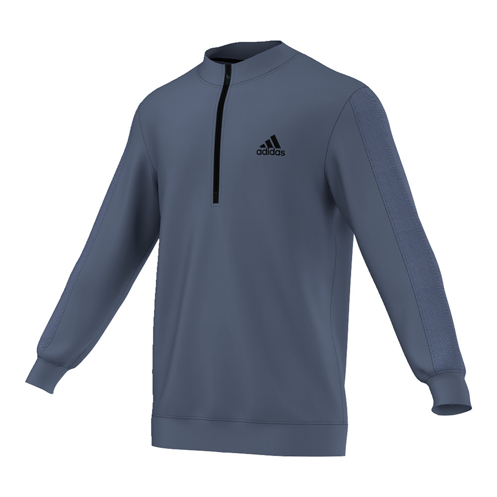 Men's Climacore Three- Quarter Zip Top Tech Ink