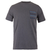 TRAVISMATHEW Men`s Fason Tennis Tee Heather Gray