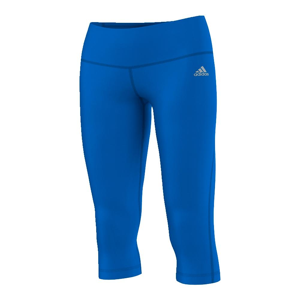 Women's Performer Mid- Rise Three- Quarter Tight Unity Blue