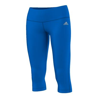 Women`s Performer Mid-Rise Three-Quarter Tight Unity Blue