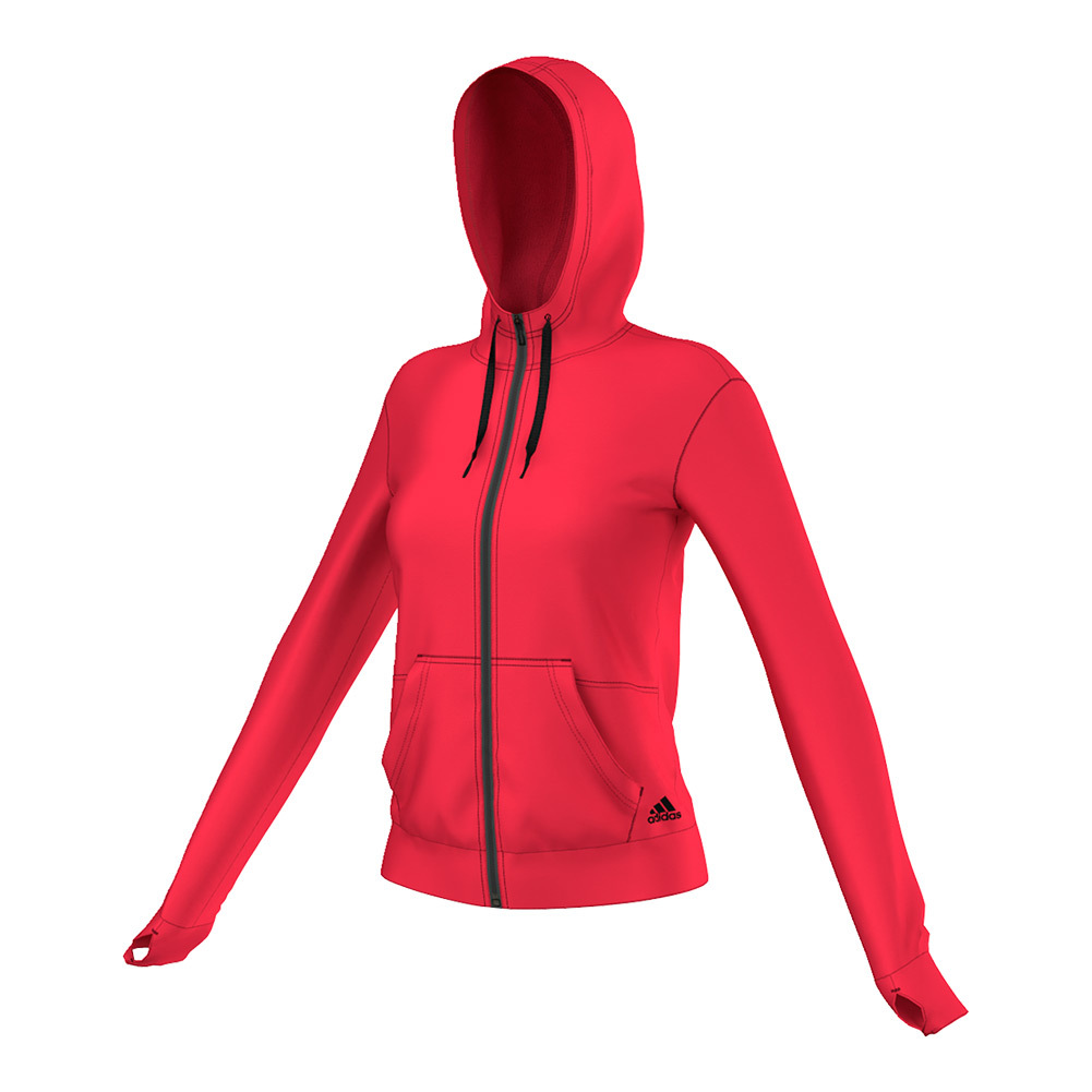 Women's 24/7/365 Full Zip Hoodie Ray Red