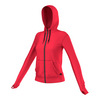 ADIDAS Women`s 24/7/365 Full Zip Hoodie Ray Red