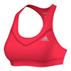 ADIDAS Women`s Techfit Bra Ray Red