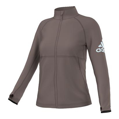 Women`s Performer Full Zip Jacket Tech Earth