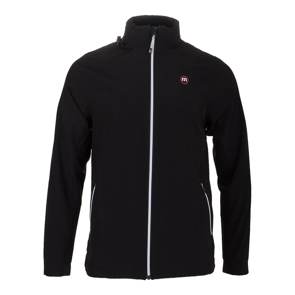 Men's Seybert Tennis Jacket Black