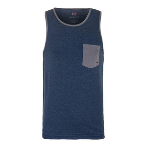 Men`s Baxter Tennis Tank Dark Denim