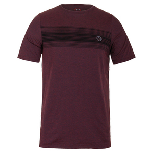 Men`s Belmar Tennis Crew Oxblood