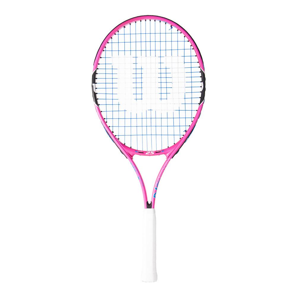 Burn Pink 25 Junior Tennis Racquet