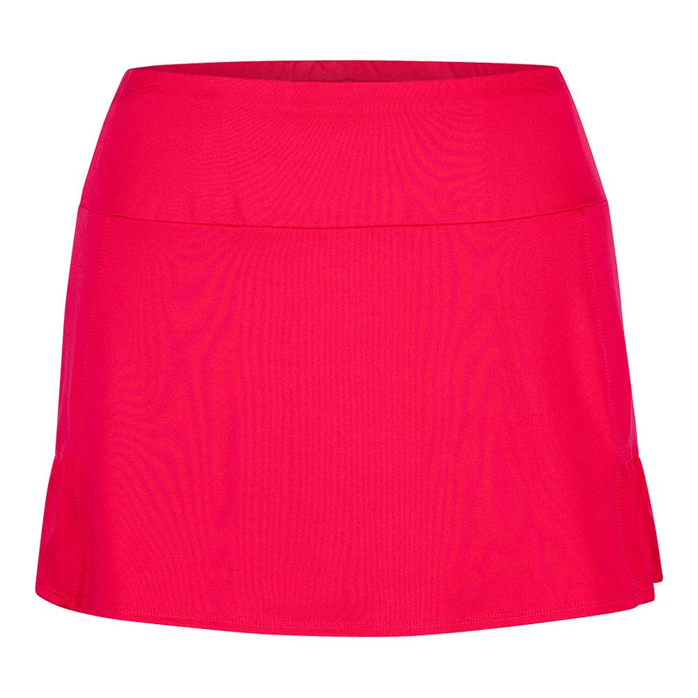 Women's Anabeth 13.5 Inch Tennis Skort Matador Red