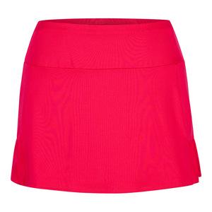 Women`s Anabeth 13.5 Inch Tennis Skort Matador Red