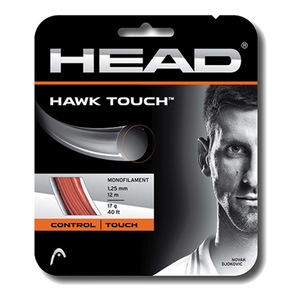 Hawk Touch 17G Tennis String Red