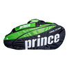 PRINCE Tour Team 12 Pack Tennis Bag Black and Green