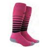 Team Speed Medium Socks Intense Pink and Black by ADIDAS