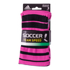 ADIDAS Team Speed Small Socks Intense Pink and Black