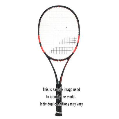 BABOLAT PURE STRIKE 16/19 USED TENNIS RACQUET 4_3/8