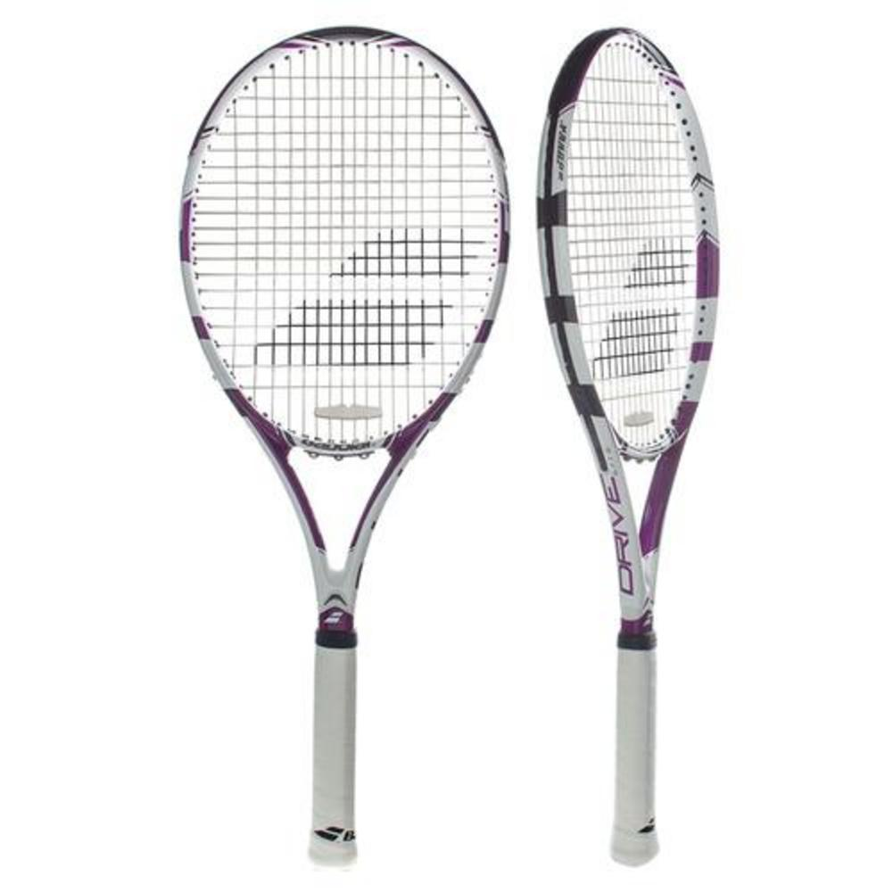 Drive Lite Demo Tennis Racquet Black And Pink