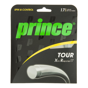 Tour XR 17G Tennis String Silver