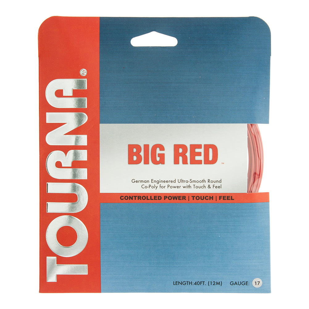 Big Red Tennis String