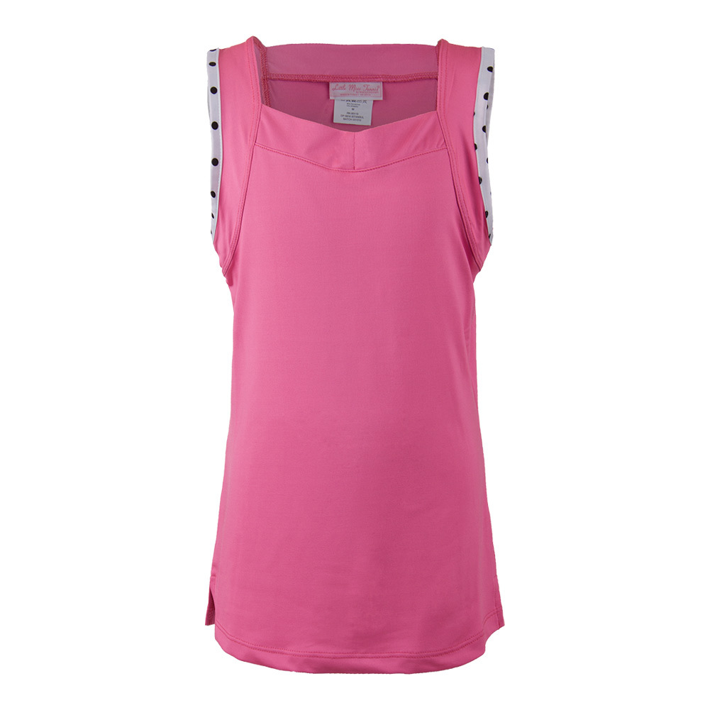 Girls ` Tennis Tank