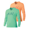 NIKE Girls` Dry Matchsticks Training Tee
