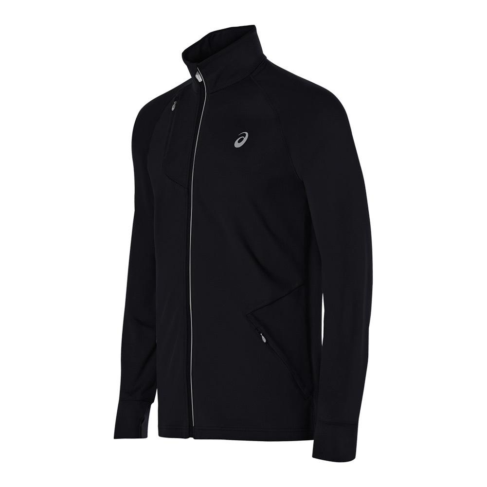 Men's Thermopolis Full Zip Jacket Performance Black